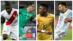 Eliminatorias Rusia 2018: conoce las bajas para la sexta fecha (FOTOS) - Noticias de venezuela perú eliminatorias 2014