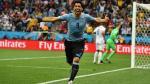 Perú vs Uruguay: Luis Suárez ya le anotó 6 goles a la Selección Nacional - Noticias de fútbol peruano 2013