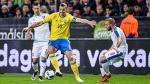 Suecia vs República Checa: empataron 1-1 en el Friends Arena - Noticias de erik hamren