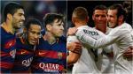 Real Madrid vs. Barcelona: conoce al tridente más costoso del clásico - Noticias de rayo vallecano alianza lima