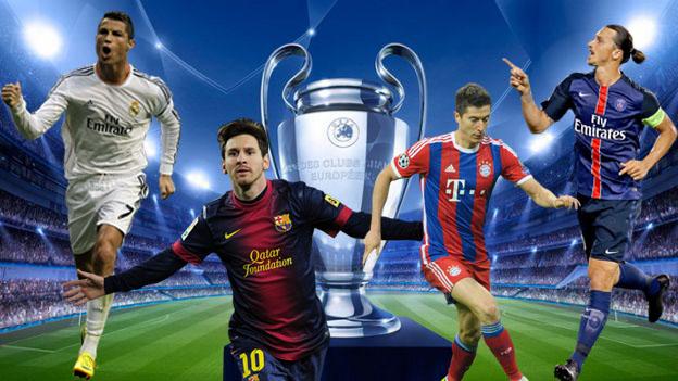 Champions League 2015-16 EN VIVO los partidos de cuartos de final ...