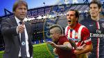 Chelsea y el nuevo equipazo que formaría con Antonio Conte como DT - Noticias de mauro icardi