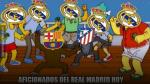 Barcelona vs. Atlético de Madrid: memes calientan duelo de Champions - Noticias de sporting cristal vs. atlético de madrid