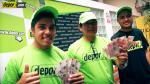 Depor premió a los ganadores de la 'Polla del Cuy Yimi' (VIDEO) - Noticias de jaime veliz