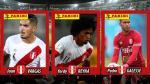 Los 21 jugadores peruanos convocados para la Copa América, según Panini (VIDEO) - Noticias de luis requena guerrero