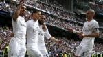 Real Madrid ganó 4-0 a Eibar en el Bernabéu por Liga BBVA - Noticias de pepe vásquez