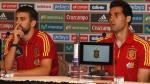 La historia completa de Gerard Piqué y Álvaro Arbeloa en Twitter - Noticias de selección infantil