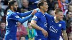 Leicester ganó 2-0 a Sunderland y se acerca al título de Premier League - Noticias de daniel defoe