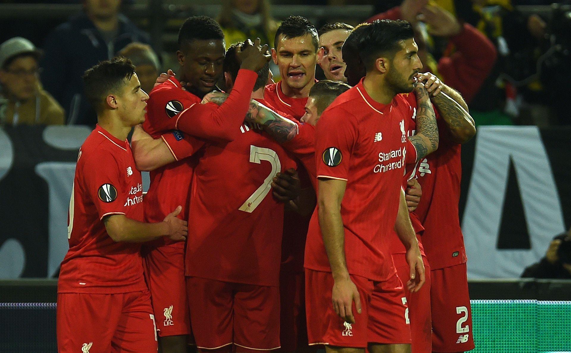 Liverpool vs. Dortmund