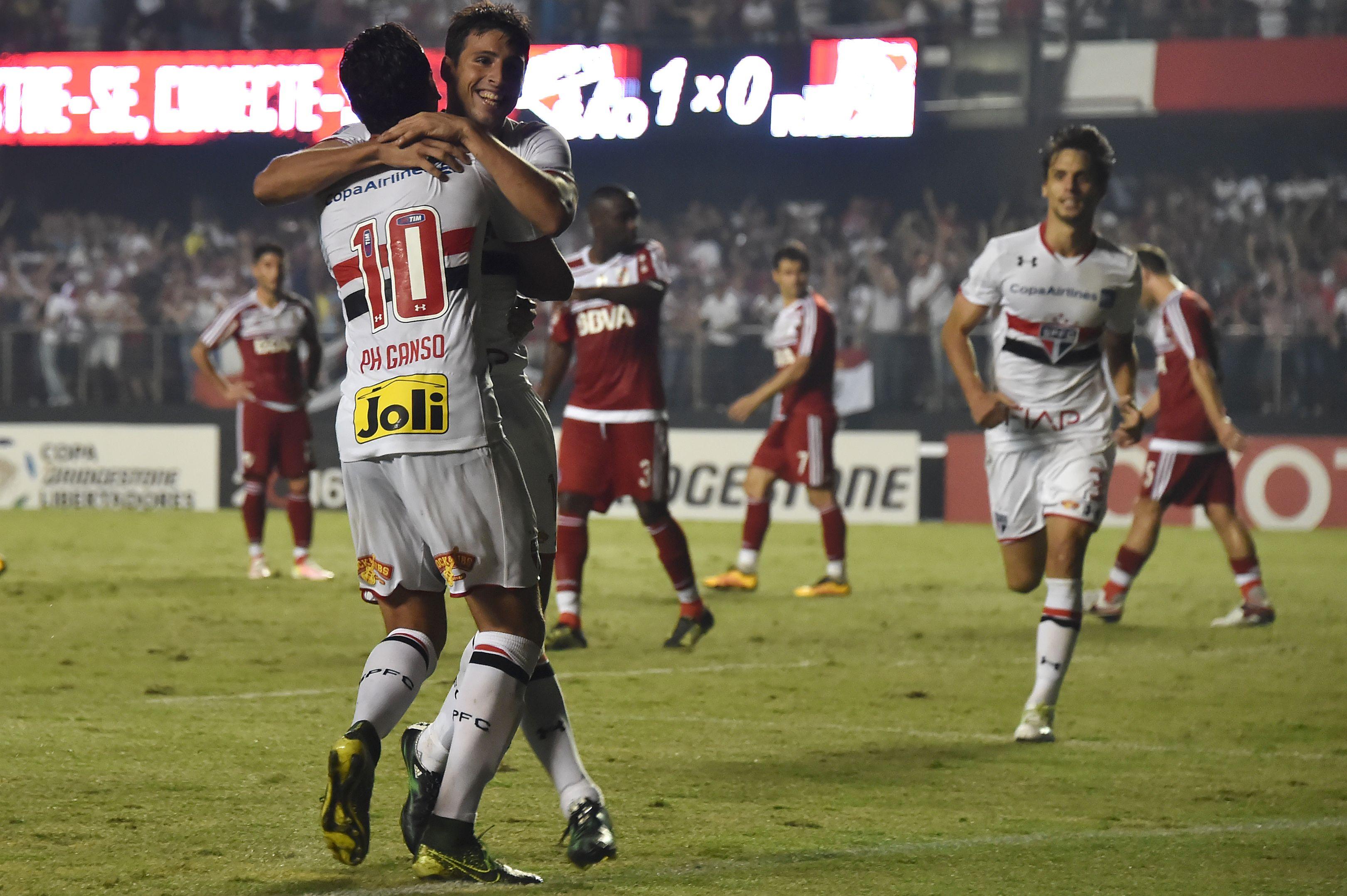 River Plate perdió 2-1 ante Sao Paulo por Copa Libertadores | Depor.com