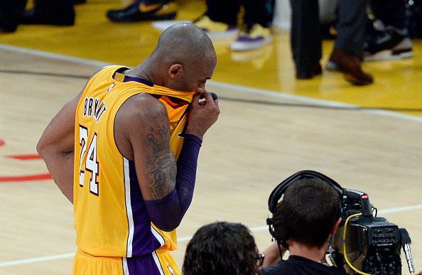 """sale retailer 73e2c 5417d ... los 20 años que he pasado aquí. Me siento orgulloso no solo por los  campeonatos, sino porque siempre jugamos de la manera correcta"""", dijo Kobe  Bryant, ..."""