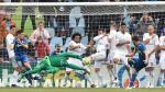 Real Madrid: Keylor Navas se lució con tapadón ante Getafe - Noticias de luca zidane