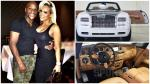 Floyd Mayweather compró auto de medio millón de dólares para su novia - Noticias de floyd mayweather jr