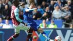 Leicester vs. West Ham: el gran gol de Vardy que ilusiona a los 'Foxes' - Noticias de bayern munich vs schalke 04