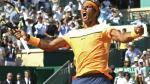 Rafael Nadal venció a Gael Monfils y es campeón Masters 1000 de Montecarlo - Noticias de masters indian wells