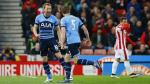 Tottenham goleó 4-0 al Stoke City y se puso a cinco puntos del Leicester - Noticias de christian eriksen
