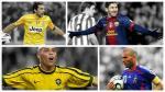 Cristiano Ronaldo, Lionel Messi y las grandes figuras del siglo XXI - Noticias de lucia puenzo