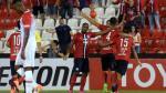 Cerro Porteño ganó 1-0 a Santa Fe y avanzó a octavos de Copa Libertadores - Noticias de jonathan fabbro