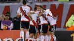 River Plate ganó 4-3 a Trujillanos y avanzó a octavos de Copa Libertadores - Noticias de rodrigo mora