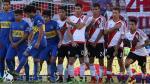 Boca Juniors vs. River Plate: las bajas que ambos lamentan para el Clásico - Noticias de junior vs deportivo cali