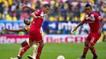 América perdió 1-0 con Toluca y se aleja de la punta de la Liga MX - Noticias de william galindo peralta