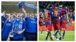 Leicester le dedicó una canción al Barcelona tras goleada a Swansea - Noticias de inter vs udinese