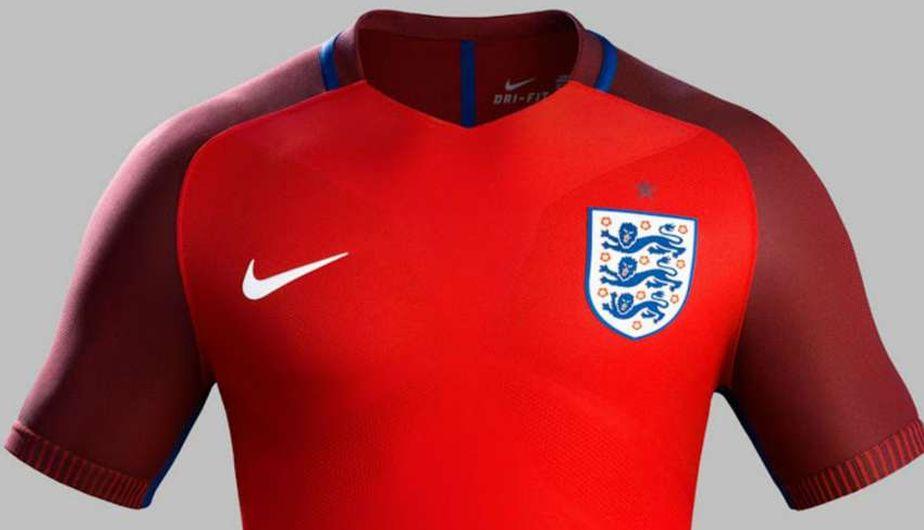 cacdaa4a2bf35 Eurocopa 2016  mira todas las camisetas oficiales de los países (FOTOS)