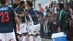 Alianza Lima: Lionard Pajoy perdió el control con hinchas blanquiazules - Noticias de andy pando