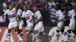 Sao Paulo goleó 4-0 a Toluca por octavos de final de Copa Libertadores - Noticias de josé saturnino cardozo
