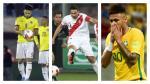 Los futbolistas que no jugarán la Copa América Centenario (FOTOS) - Noticias de caso gagó