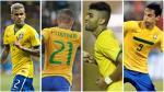 Copa América 2016: Brasil presentó su lista preliminar de 40 jugadores - Noticias de felipe anderson