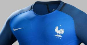Grupo A. Camiseta de Francia (Goal).