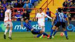 Jugador de la Universidad de Chile sufrió terrible lesión de tibia y peroné - Noticias de un día como hoy
