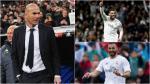 """Zidane: """"En mi cabeza quiero pensar que llegarán Cristiano y Benzema"""" - Noticias de liga española 2012-2013"""