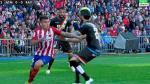 Atlético de Madrid: Ángel Correa burló a rival con autopase de taco - Noticias de juan rayo cespedes