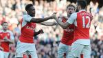 Arsenal ganó 1-0 al Norwich en Emirates y aspira a la Champions League - Noticias de danny welbeck