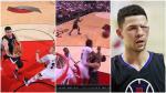 NBA: jugador de Los Angeles Clippers sufrió sangrienta lesión en el ojo - Noticias de angeles clippers