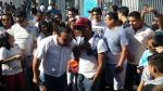 Universitario vs. Sporting Cristal: así es el ambiente en el Nacional - Noticias de chiclayo