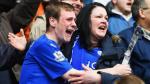 Los hinchas de Leicester que no creyeron y cobraron antes sus apuestas - Noticias de ladbrokes