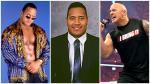 WWE: el increíble antes y después de The Rock - Noticias de wrestlemania 32