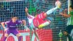 Huracán: Ramón Ábila y el espectacular gol de 'tijera' a Atlético Nacional - Noticias de victor ibarbo