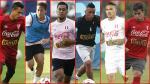 Así se encuentran los diez internacionales de la lista a la Copa América Centenario - Noticias de paolo guerrero