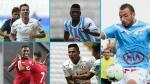 Torneo Apertura: así marcha la tabla de goleadores tras la fecha 15 - Noticias de alejandro ferreira estrada