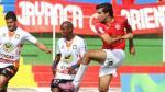 Juan Aurich derrotó 2-0 a Ayacucho FC por la fecha 15 del Torneo Apertura - Noticias de inti gas