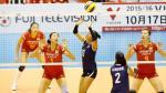Vóley peruano: fixture de la selección en el Preolímpico a Río 2016 - Noticias de preolímpico sudamericano