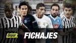 Fichajes 2016-17: bajas, altas y rumores para próxima temporada en Europa - Noticias de renato benvenuto