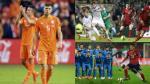Eurocopa Francia 2016: las cinco grandes selecciones que no clasificaron - Noticias de robin van persie