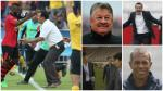 Como Mourinho: cuando los técnicos del fútbol peruano cometen 'locuras' - Noticias de inti gas