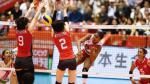Perú perdió 3-0 ante Japón en su debut en el preolímpico de vóley - Noticias de preolímpico sudamericano