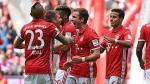 Bayern Munich se estrenó como campeón con 3-1 a Hannover por Bundesliga - Noticias de pierre emerick aubameyang